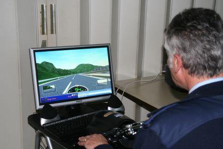 simulator_vonje