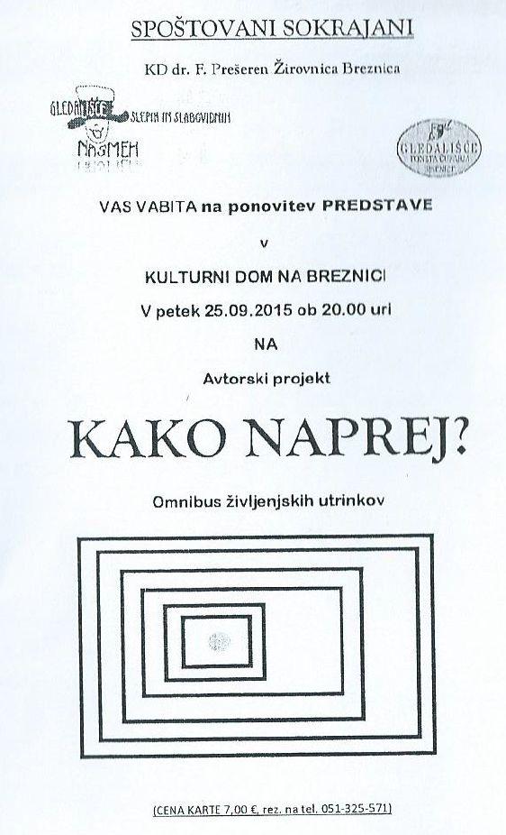 VABILO NA PREDSTAVO - Gledalie slepih in slabovidnih (1)