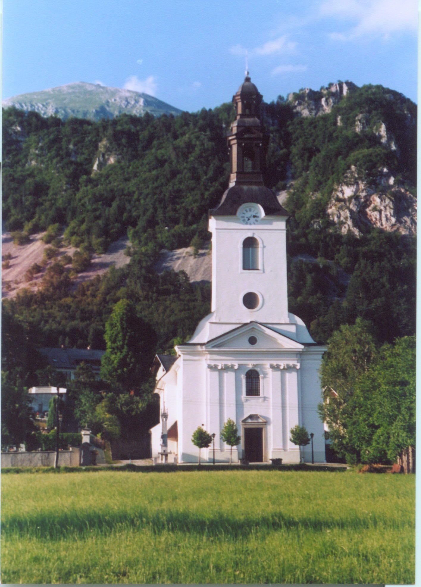 cerkev Breznica