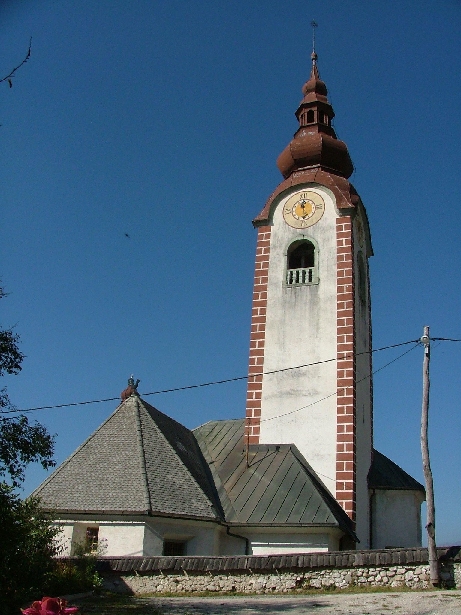 cerkev-Klemen-Rodine