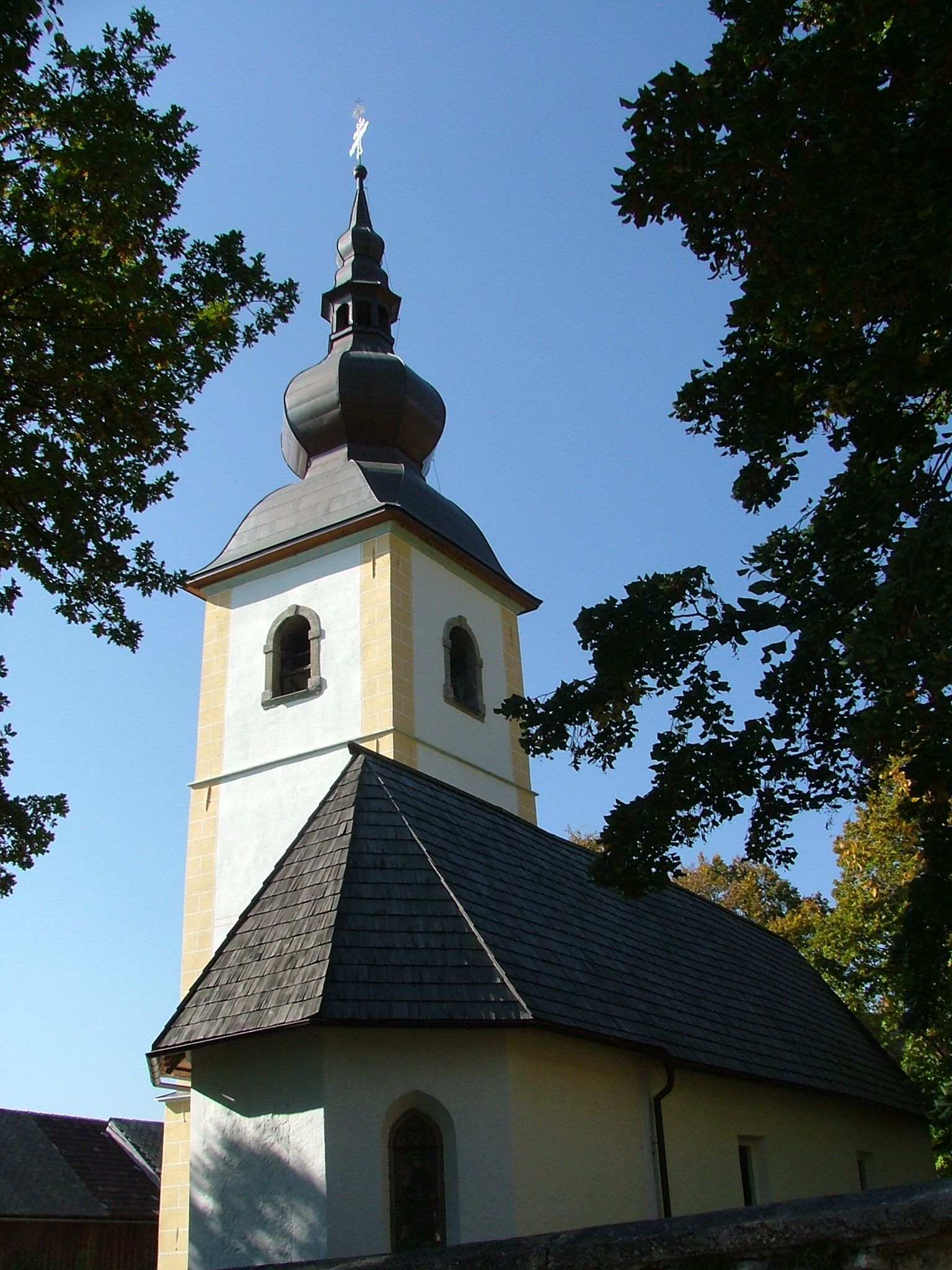 cerkev-Martin-Moste