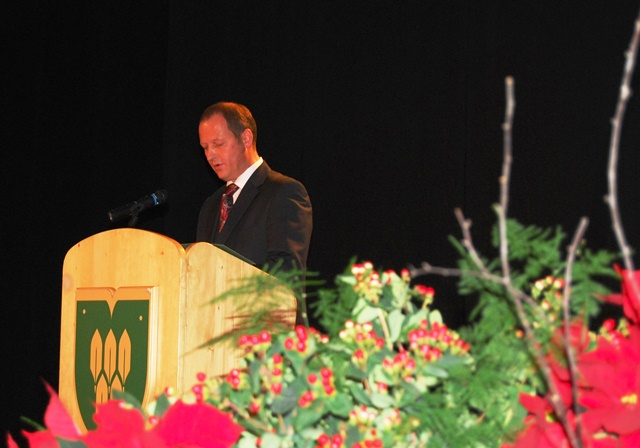 zupanov govor 2011