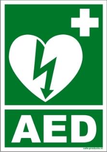 AED, emailformaat