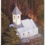 Cerkev Sv. Lovrenca – nad Zabreznico