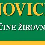 Novice občine Žirovnica – obvestilo urednice