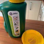 Poteka razdeljevanje plastenk za zbiranje odpadnega jedilnega olja