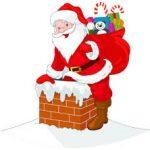 Božična piškotarna-povabilo