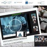 Srečanje podpornega okolja za podjetništvo na Gorenjskem - Obvestilo