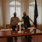 Podpisana pogodba za gradnjo mostu v Piškovci v sodelovanju z Občino Bled