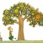 Sadike sadnih dreves za naše novorojenčke