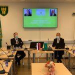 Obisk ministra za gospodarski razvoj in tehnologijo Republike Slovenije, g. Zdravka Počivalška v občini Žirovnica